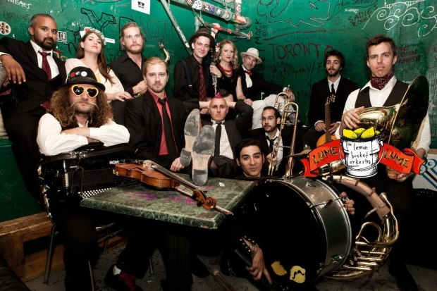 lemon bucket orkestra nyc